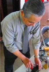 創価学会の仏壇の修理