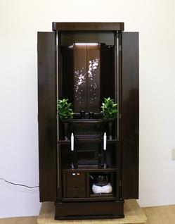 創価家具調仏壇:エクセレント