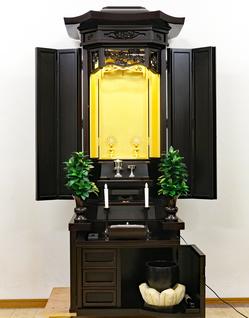 創価中古仏壇791