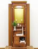 創価学会 家具調 中古仏壇805を販売開始いたしました。