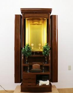 創価家具調仏壇:グレース アサメラ