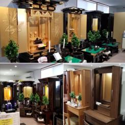 創価仏壇の展示会に昨日から静岡に来ています。