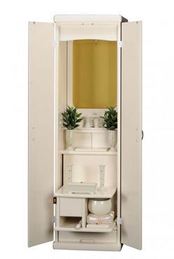 創価学会 家具調仏壇 「リベルタ」 アイボリー:静かな人気商品です