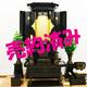 創価学会 厨子型経机付き 中古仏壇 830 眉山26号が香川県のお客様に購入いただけました。