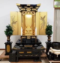 速報!電気系統すべて刷新、中古仏壇875登場!