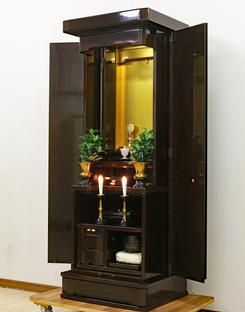 創価学会 家具調 中古仏壇 B894を購入のお客様からのメッセージ