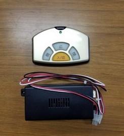 創価仏壇自動開閉の故障の修理:リモコンの送受信機の交換