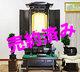 創価学会 厨子型経机付き 中古仏壇 900 瑠璃鳥 33号:売約済み