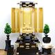 創価学会 伝統型厨子仏壇 「正徳58」 経机26付:ご注文頂きました。