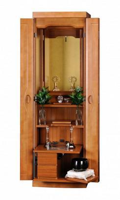 創価学会 家具調仏壇 「ポピー」 オーク:ご注文頂けました。