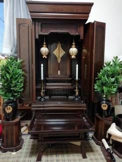 創価中古仏壇の引取・買取りの件:口コミ・質問にお答えします。