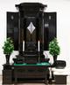 創価学会 厨子型仏壇 「美勝」 :東京のお客様が来店ご注文頂きました。