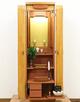 創価学会 家具調 中古仏壇 969 パイン:発売しています!