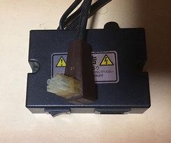 スイッチボックスの故障(オレンジ色のスイッチ部分の破損:最近特に多い事例です)