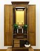 創価学会 家具調 中古仏壇 989:動画でご案内しています。