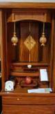 仏壇の自動扉が自動で閉まらない(開くことはできたが、部品交換等の修理について相談です