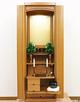 創価学会 家具調仏壇 「心」 ナラダーク:神奈川県よりご注文頂きました