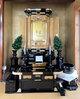 創価学会 伝統型厨子仏壇 「正徳60」 経机30付:床の間リフォーム完成し設置しました。