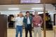 私は3兄弟ですが、先日ショールーム開店のお祝いに来てくれました!