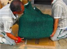仏壇の梱包と配送料金