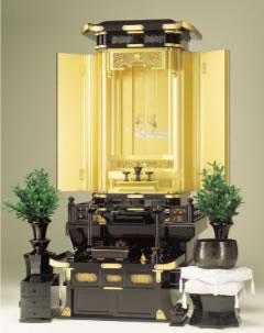 仏壇制作の思い