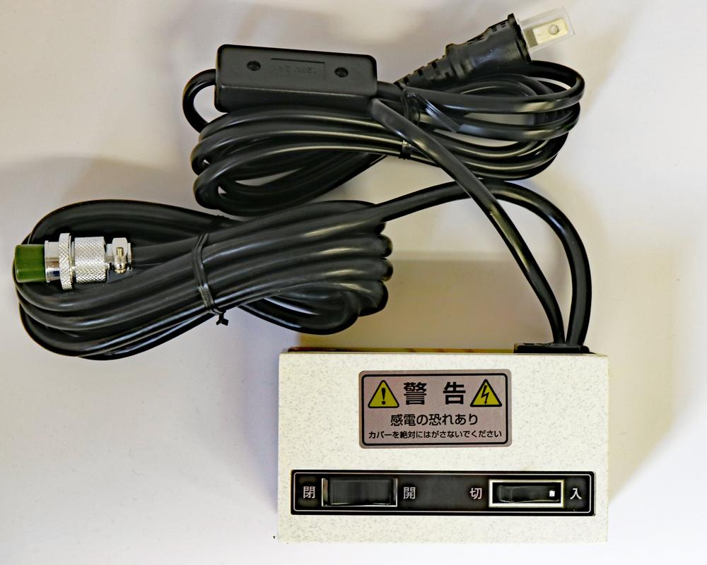 創価学会 スイッチボックス ヨシダ Y-731W型